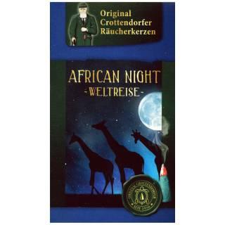 Räucherkerzen African Night