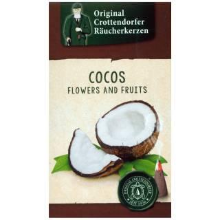 Räucherkerzen Cocos