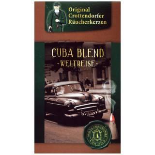 Räucherkerzen Cuba Blend