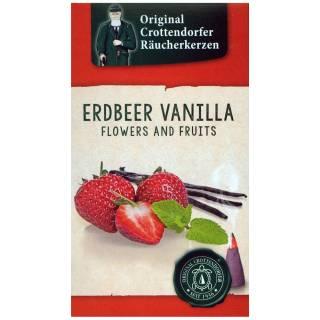 Räucherkerzen Erdbeer-Vanilla