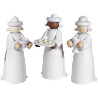 Dekofiguren Heilige drei Könige (11 cm) von KWO
