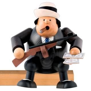Kantenhocker Al Capone