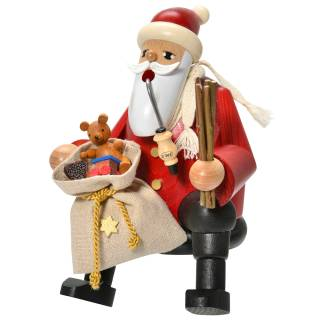 Kantenhocker Weihnachtsmann (doppelt)