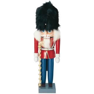 Nussknacker britischer Tambourmajor