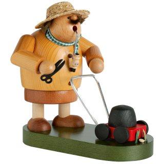 Räuchermännchen Hobbygärtner von KWO