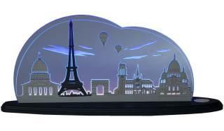 LED Motivleuchte Ich liebe Paris