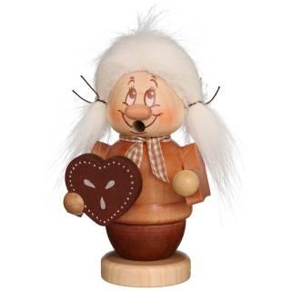 Räuchermännchen Miniwichtel Gretel