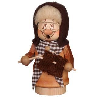 Räuchermännchen Miniwichtel Oma