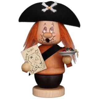 Räuchermännchen Miniwichtel Pirat