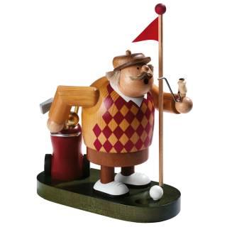 Räuchermann Golfer