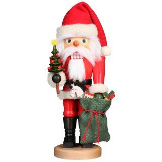 Ulbricht Nussknacker Weihnachtsmann mit Sack