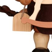 Räuchermännchen Spielzeugmacher natur