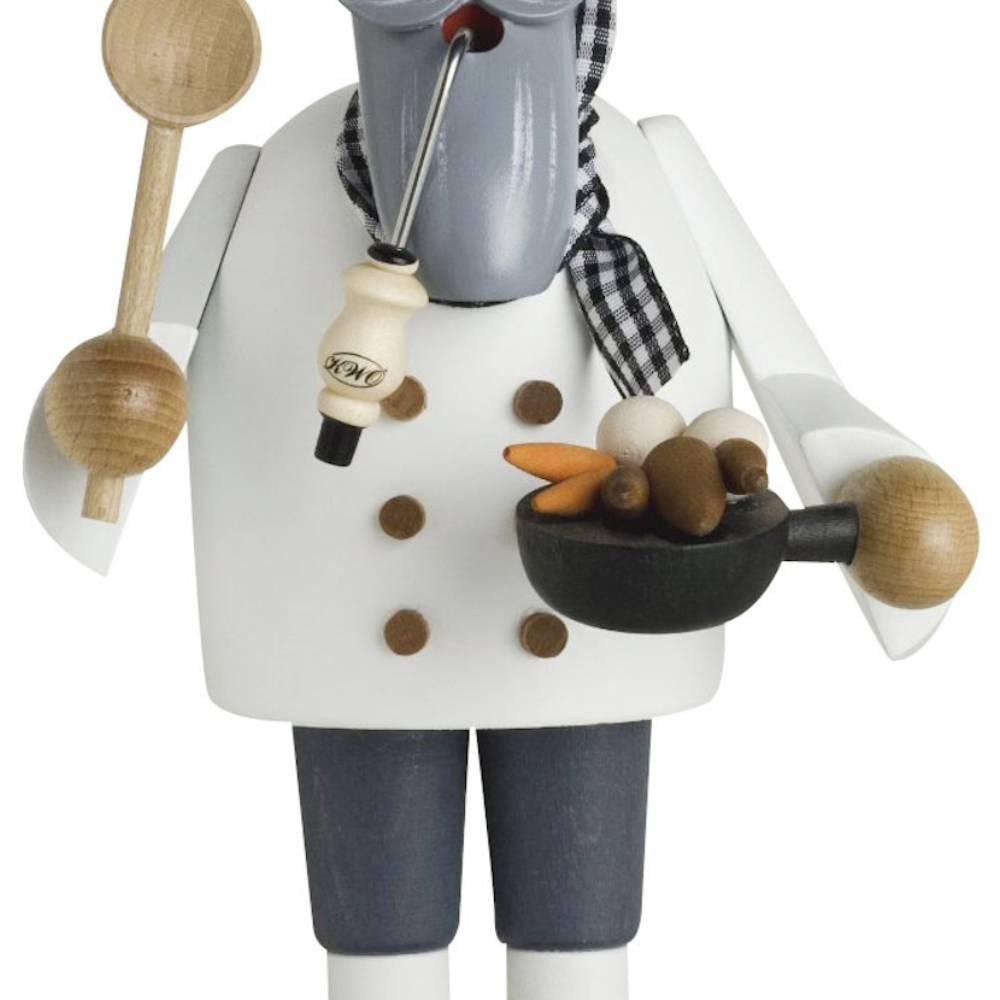 Räuchermännchen Koch