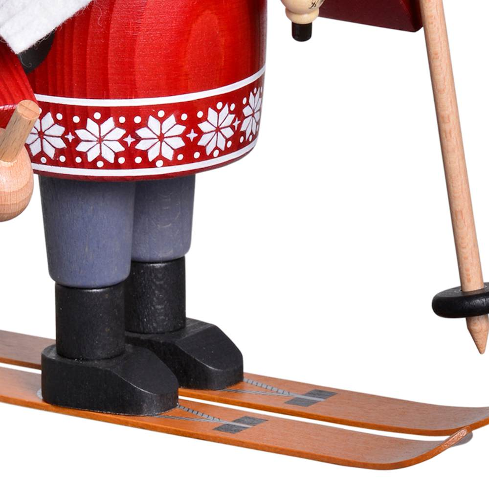 KWO Räuchermann Ski-Wanderer