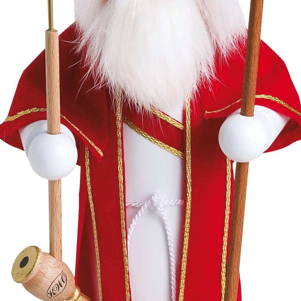 Räuchermann Heiliger St. Nikolaus