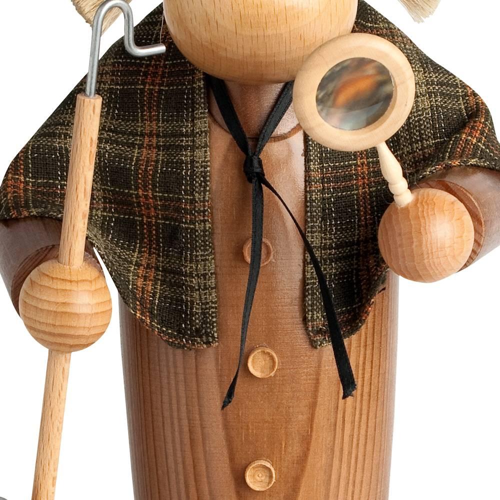 Räuchermännchen Sherlock Holmes