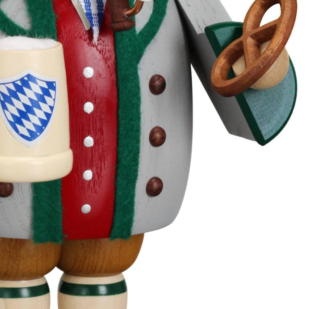 Räuchermännchen Bayer mit Krug