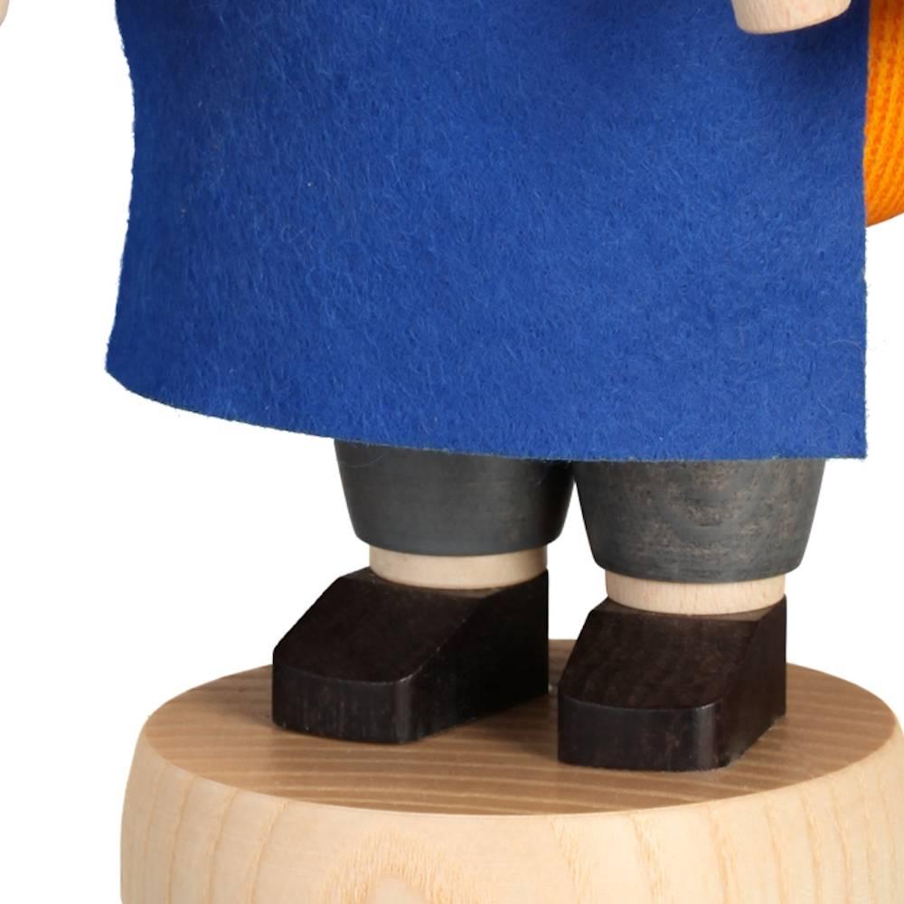 Räuchermännchen Spielzeugmacher 18 cm