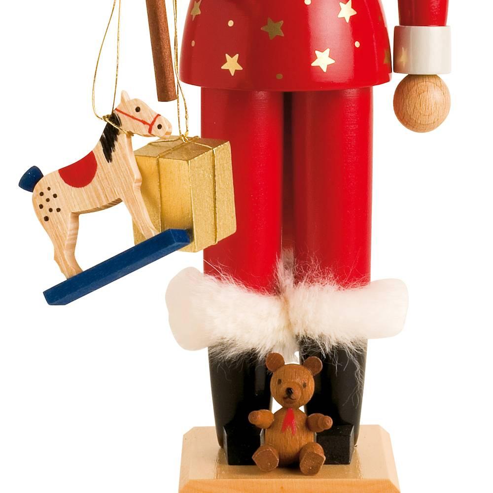 Nussknacker Santa Claus