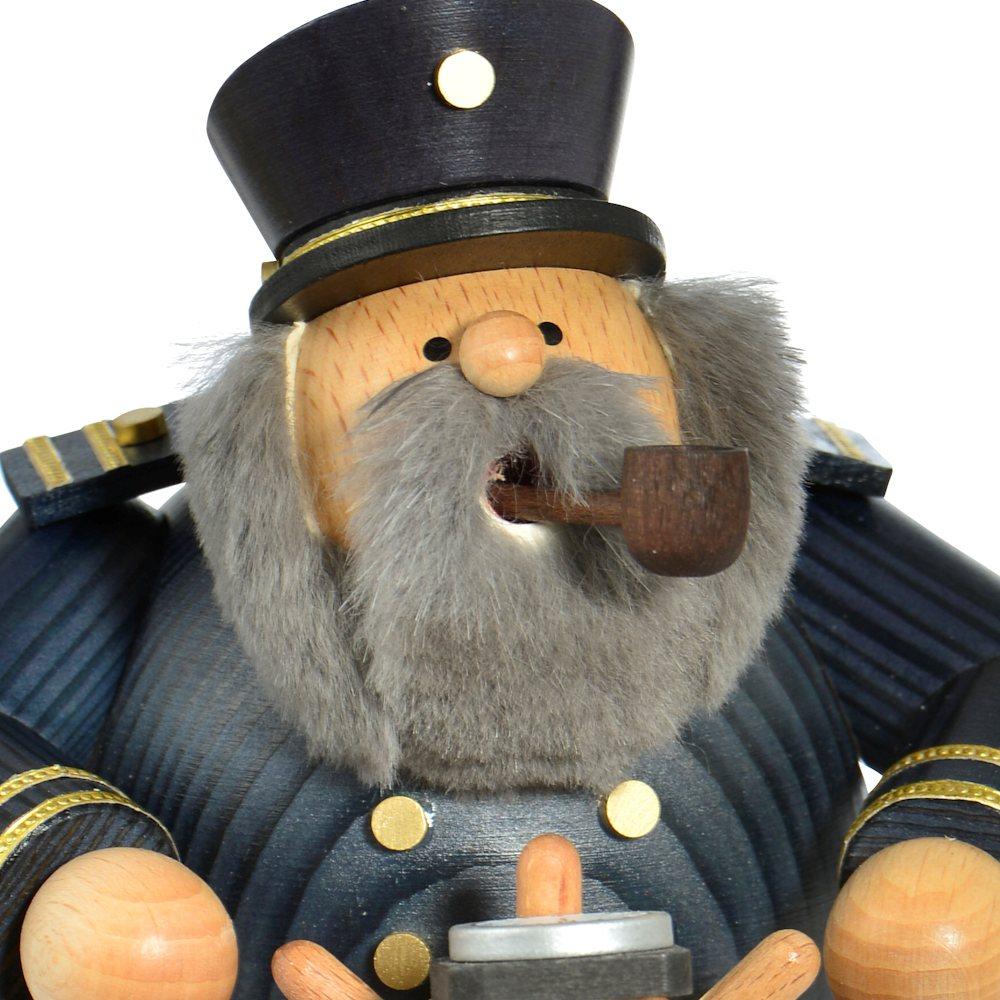 Räuchermännchen Kapitän von KWO