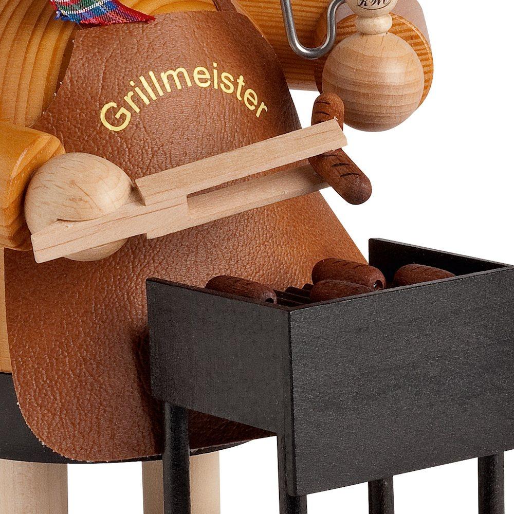 Räuchermännchen Grillmeister von KWO