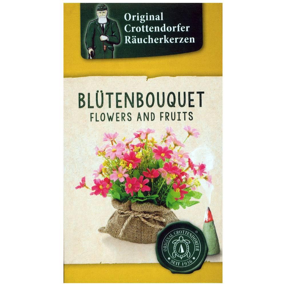 Räucherkerzen Blütenbouquet