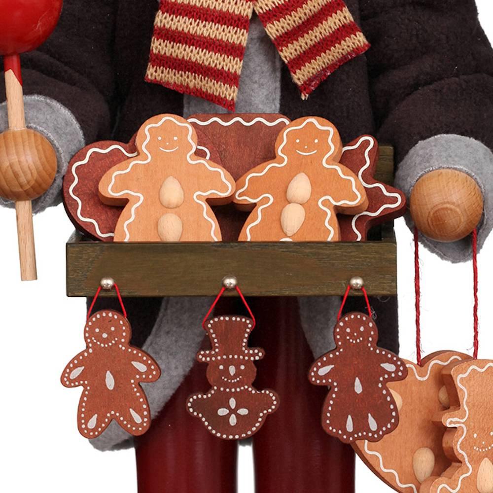 Ulbricht Nussknacker Lebkuchenverkäufer