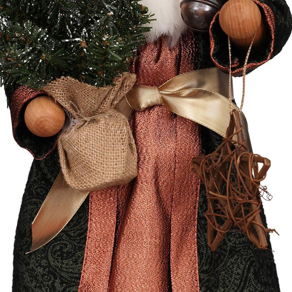 Ulbricht Nussknacker Weihnachtsmann mit Tannenbaum
