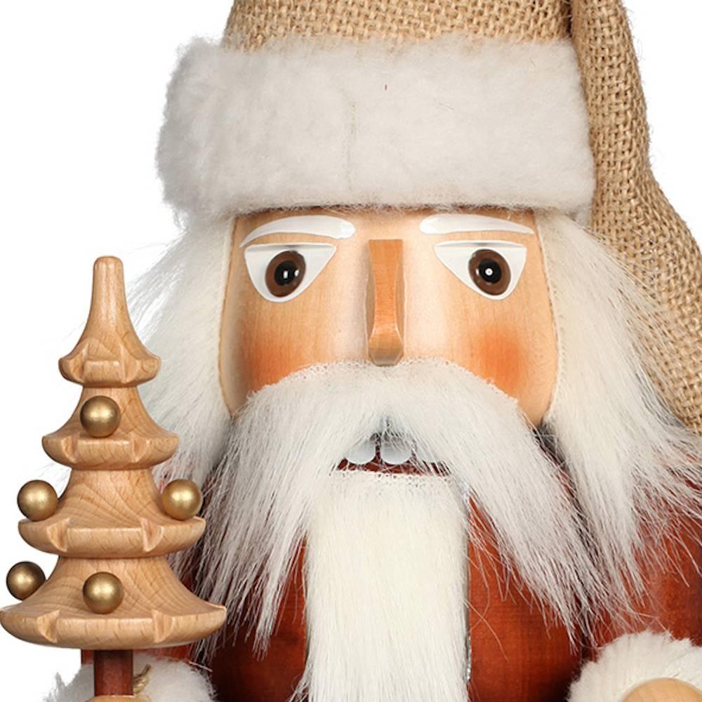 Ulbricht Nussknacker Weihnachtsmann naturfarben