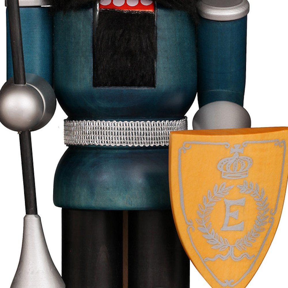 Ulbricht Nussknacker Ritter Lancelot lasiert