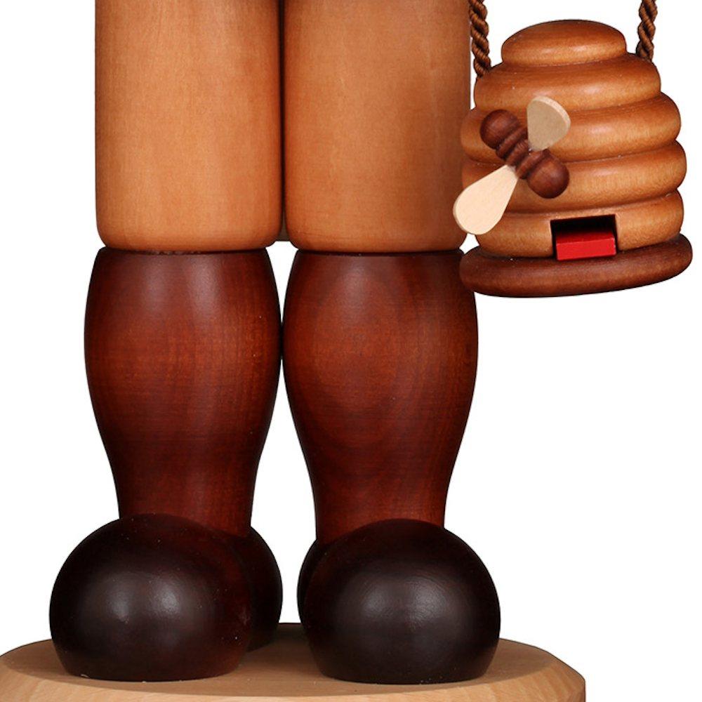 Ulbricht Nussknacker Teddy Tambo - Der Honigbär