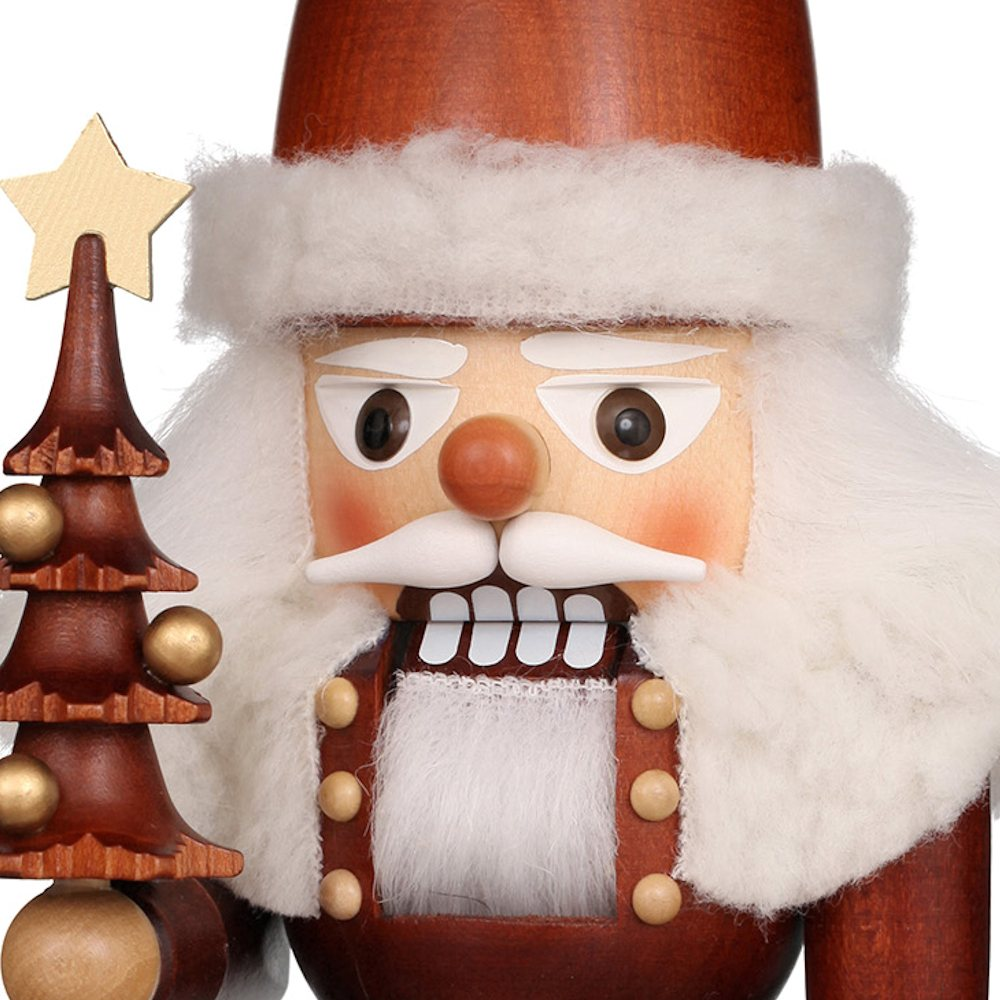 Ulbricht Nussknacker Weihnachtsmann klein natur