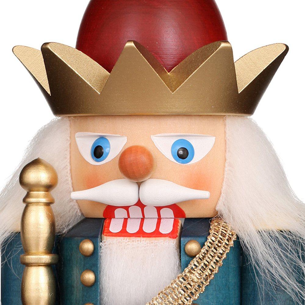 Ulbricht Nussknacker König klein