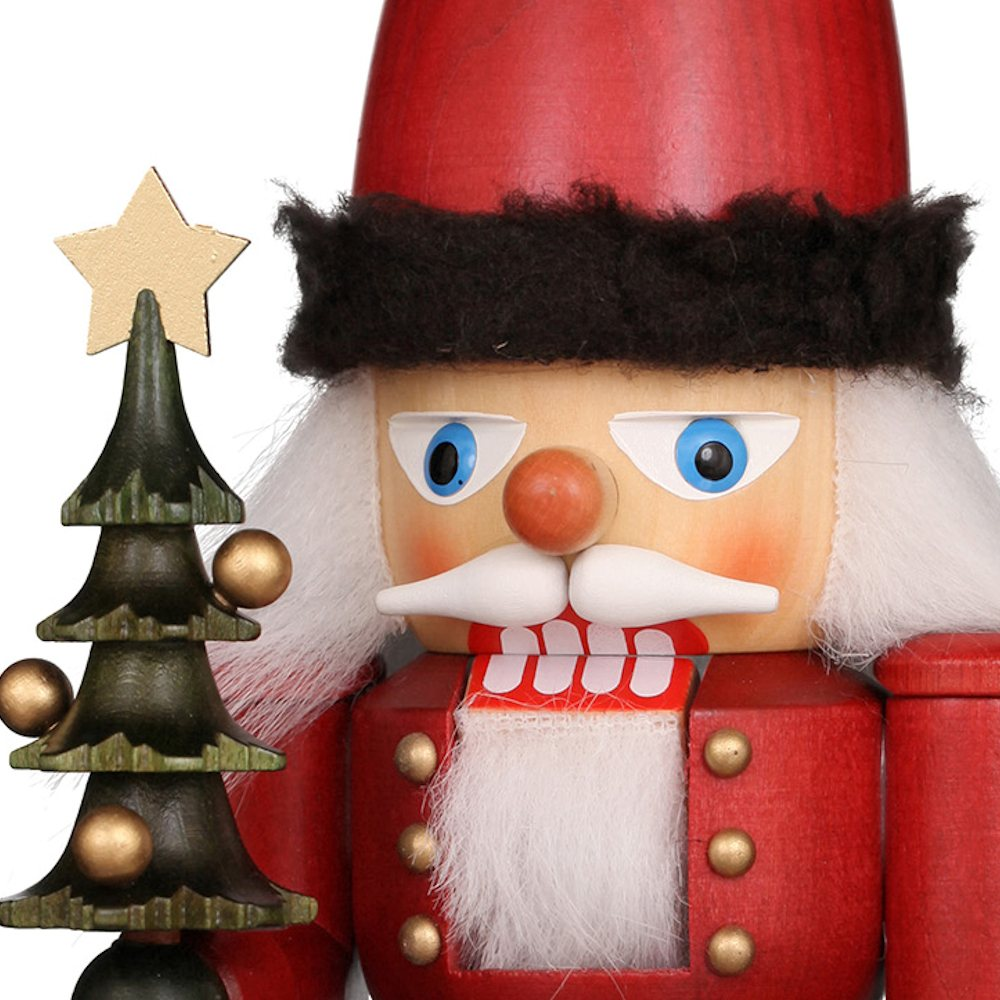 Ulbricht Nussknacker Weihnachtsmann klein