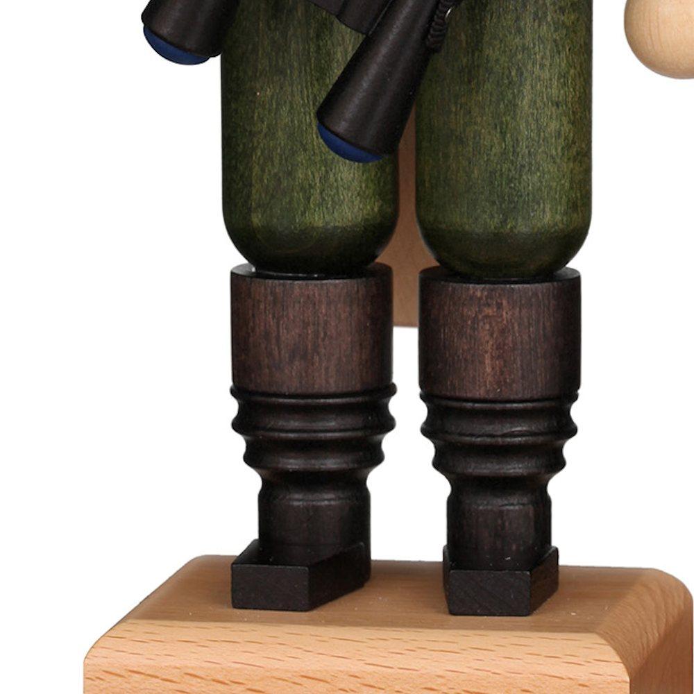 Ulbricht Nussknacker Förster grün - 25 cm