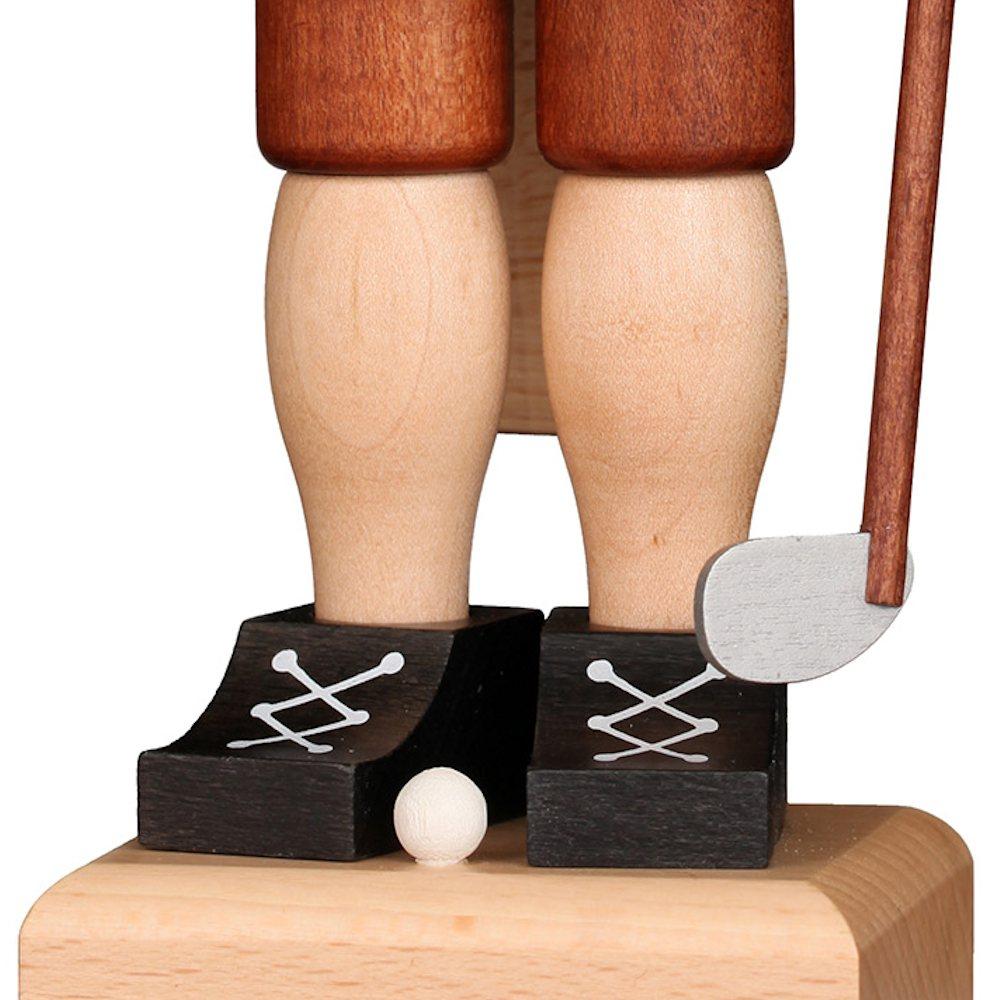 Ulbricht Nussknacker Golfer - 26,5 cm