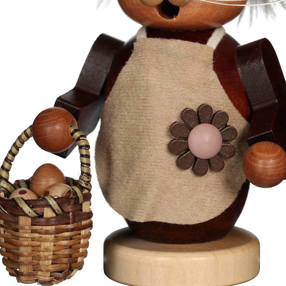 Räuchermännchen Miniwichtel Häsin