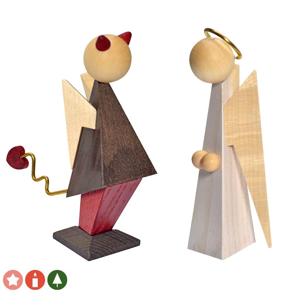 Engel und Teufel (11 cm) von KWO