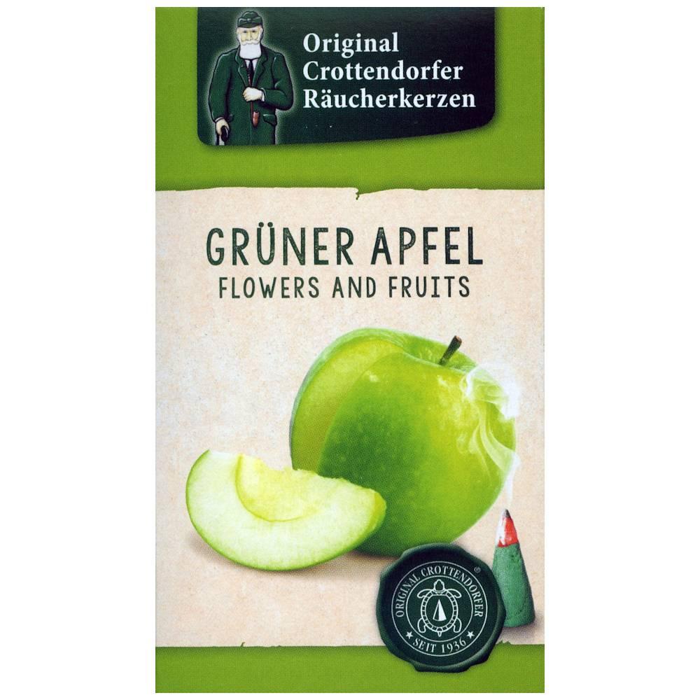 Räucherkerzen Grüner Apfel