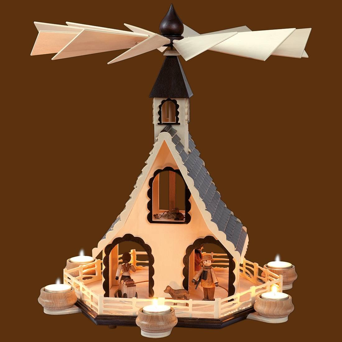 Hauspyramide Waldleute
