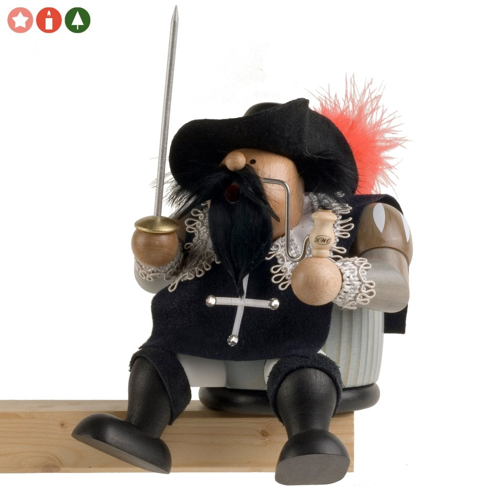 KWO Kantenhocker Musketier Athos