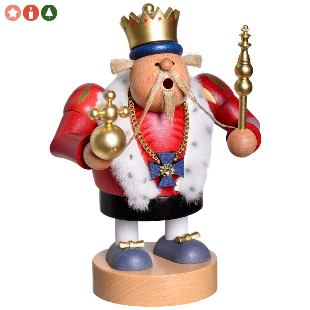 Räuchermännchen König von KWO