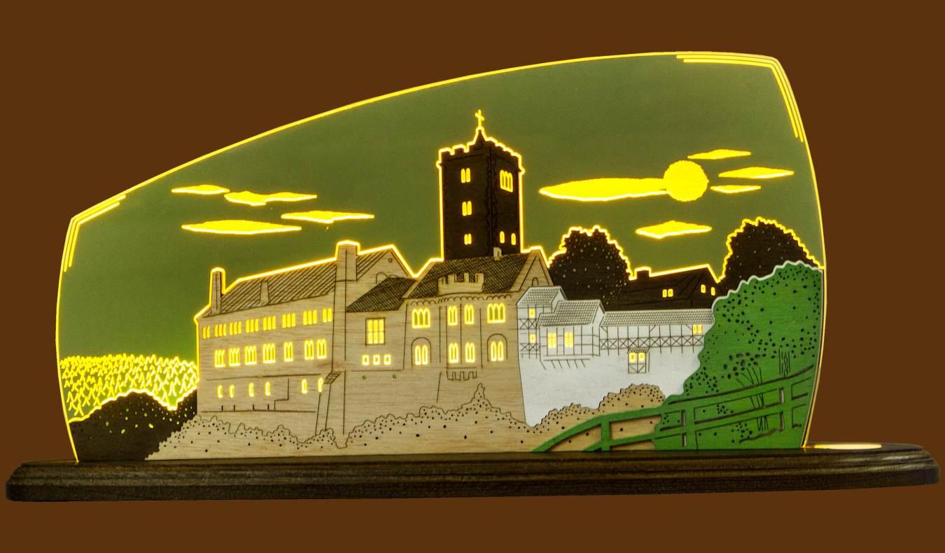 LED Motivleuchte Wartburg