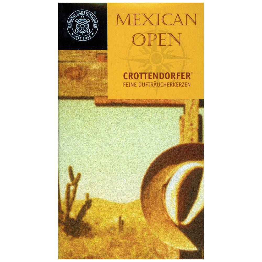 Räucherkerzen Mexican Open