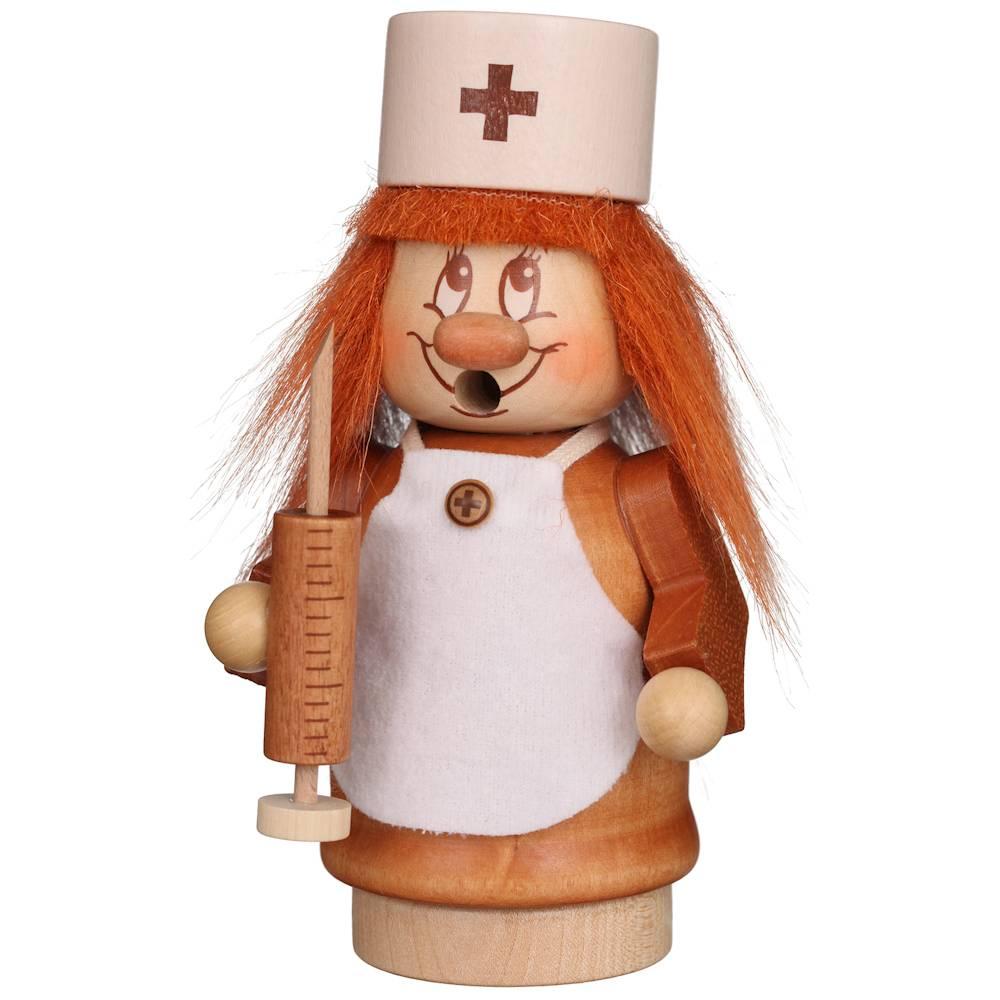 Räuchermännchen Miniwichtel Krankenschwester