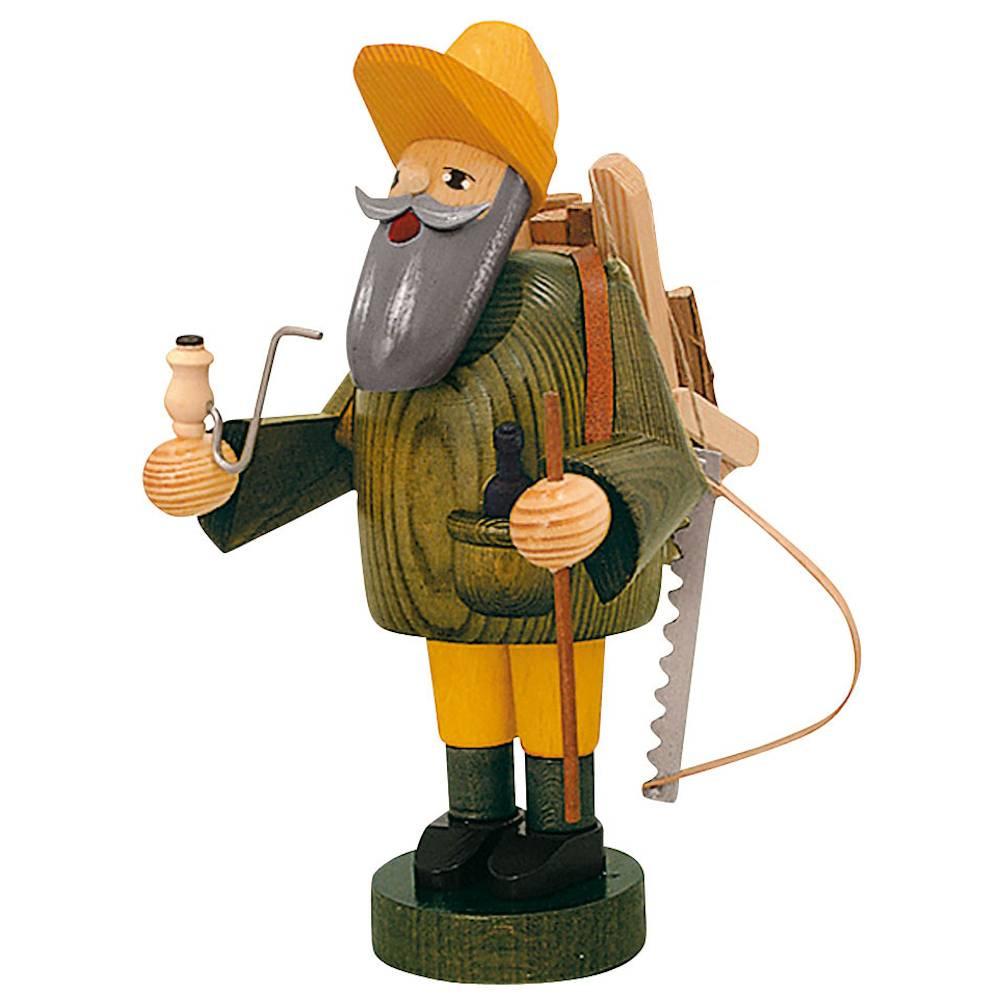 KWO Räuchermann Waldarbeiter