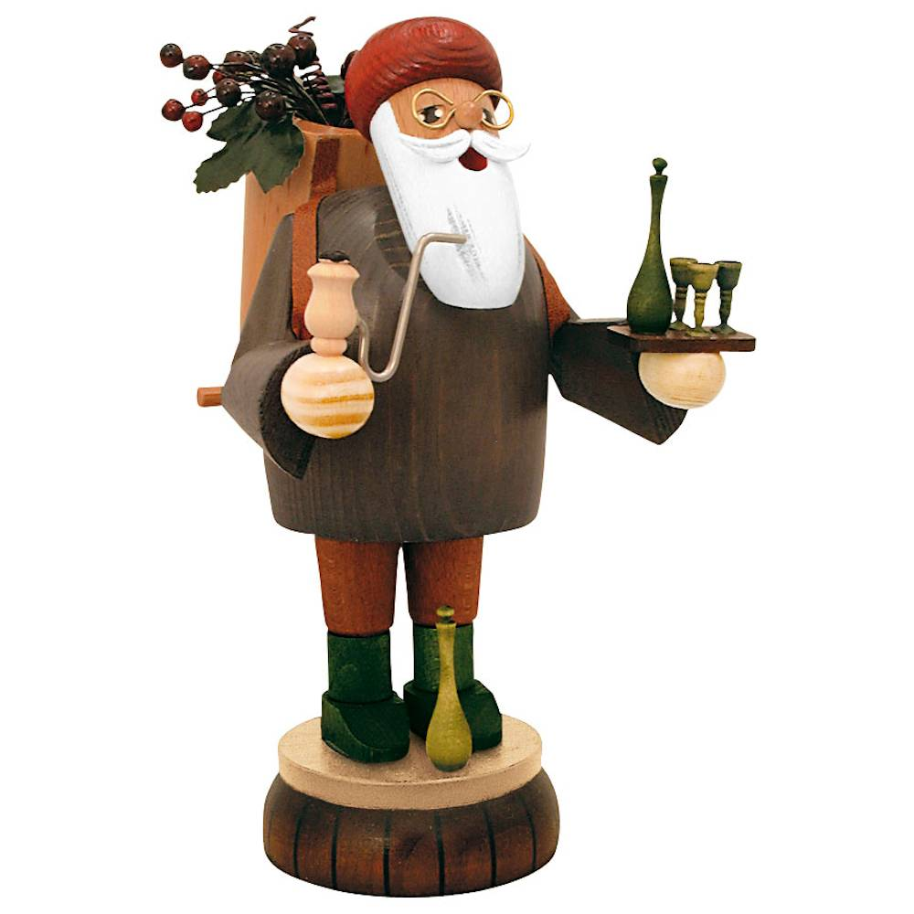 Räuchermann Weinhändler