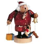 Räuchermann nostalgischer Weihnachtsmann