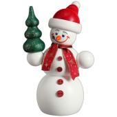Räuchermännchen Weihnachts Schneemann